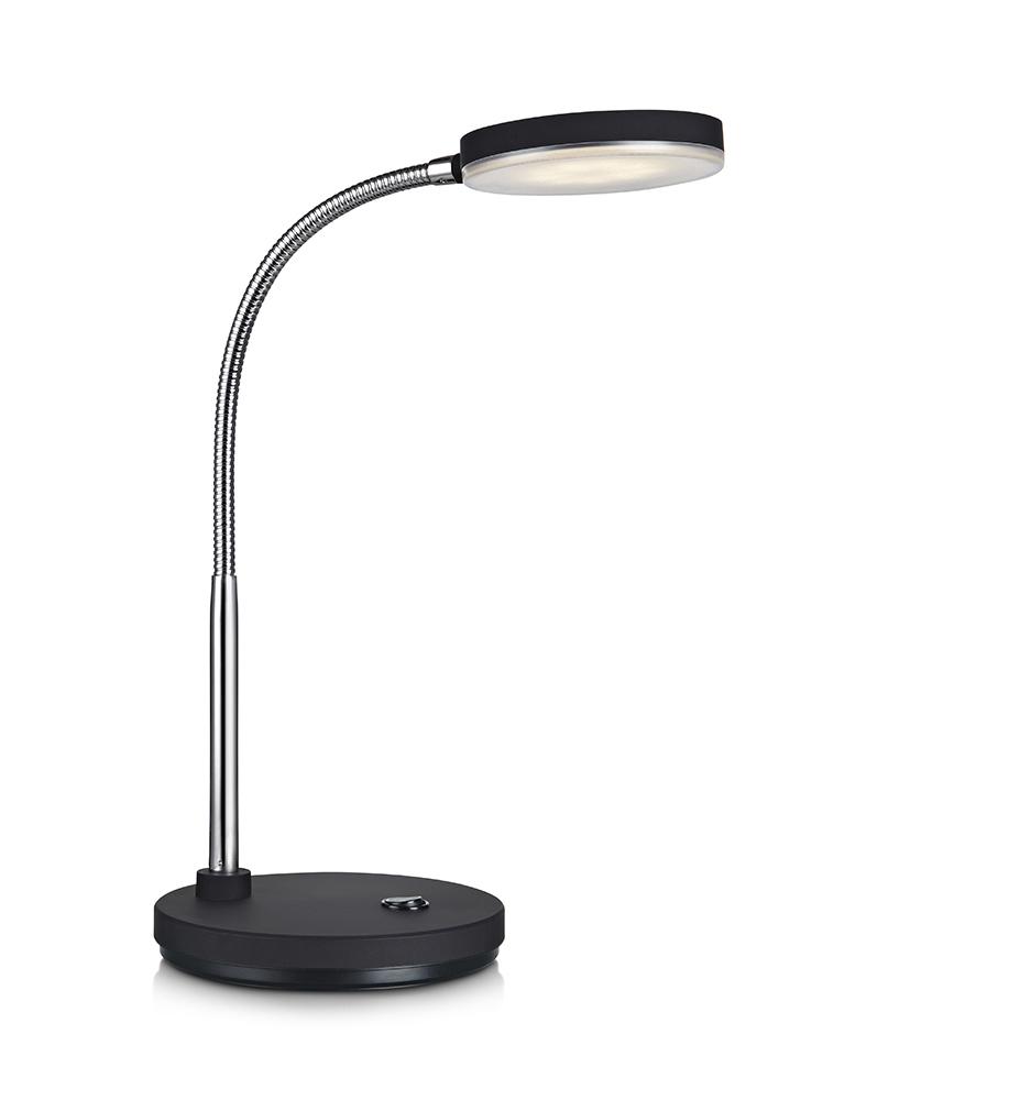 FLEX Stołowa 1L LED White / Chrome
