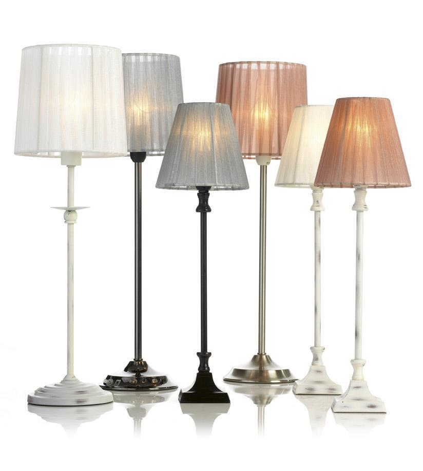 GESSIE Table lamp White