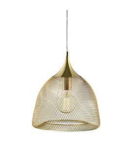 GRID Hanging 33cm Gold small 1