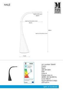 HALE USB Black Table small 1