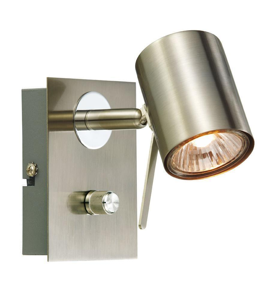 HYSSNA Wall lamp 1LStal