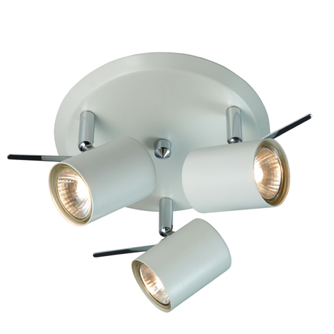 HYSSNA LED Ceiling 3L IP21 White