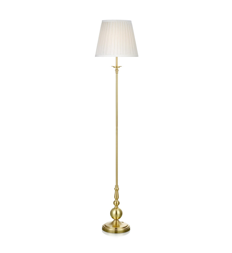 IMPERIA Floor 1L Golden Brushed / White
