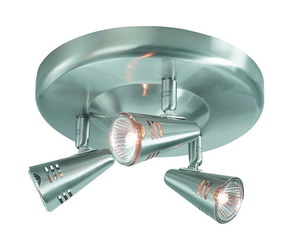 CONTACTS Ceiling 3L Steel IP21