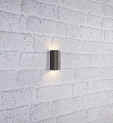 LYRA Wall light 2L Dark Gray