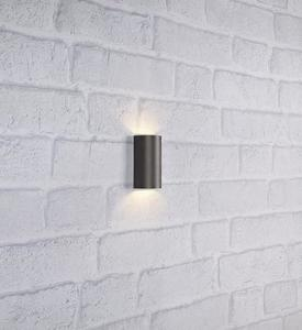 LYRA Wall light 2L Dark Gray small 0