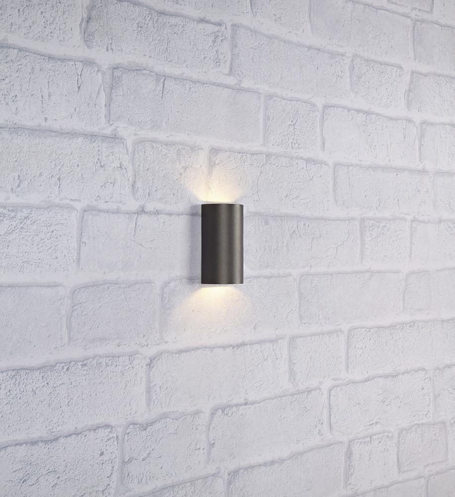 LYRA Wall light 2L Dark Gray
