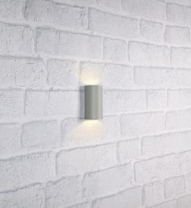 LYRA Wall light 2L Light Gray small 1