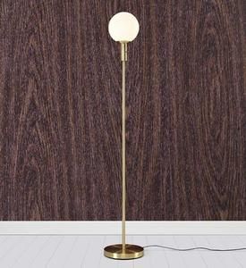 MINNA Floor 1L Brass Brushed / White small 1