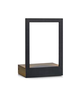PABLO LED wall lamp Black small 0