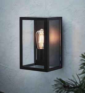 PELHAM Wall light Black small 1