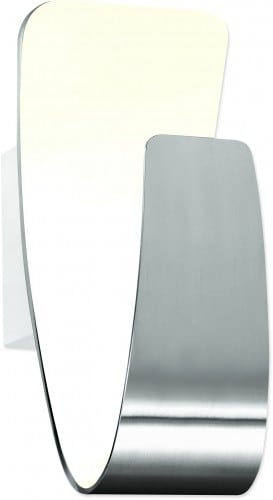 Chrome Wall Lamp 6W LED Gondola