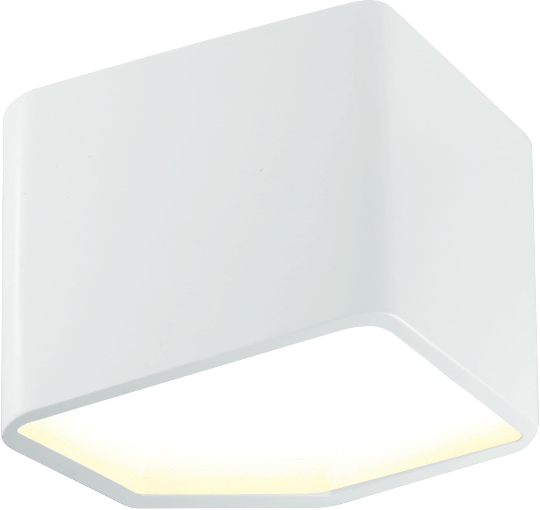 Modern White Wall Lamp Space LED 6W