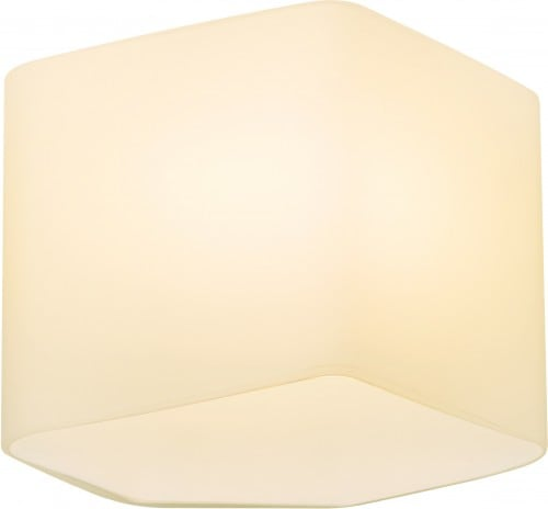 Wall lamp Space made of glass and metal LED 6W