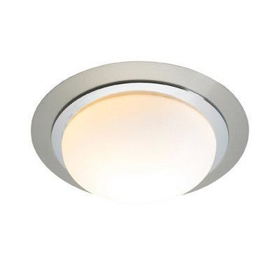 TROSA Plafon 28 Round Chrome IP44