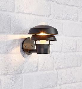 TROY Wall light Black small 1