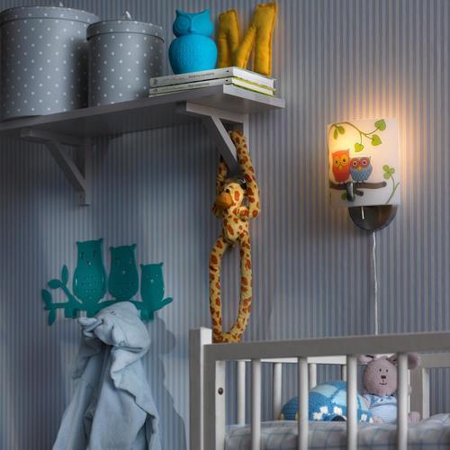 UGGLARP Wall Lamp 1L Pattern