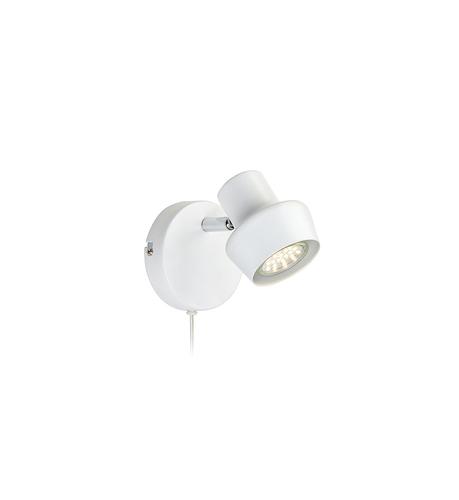 URN Wall lamp 1L White