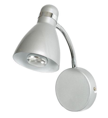 VIKTOR Wall light 1L Gray