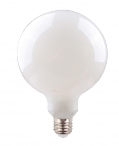 MILK DECORATIVE BULB ECO LED 125MM 6W
