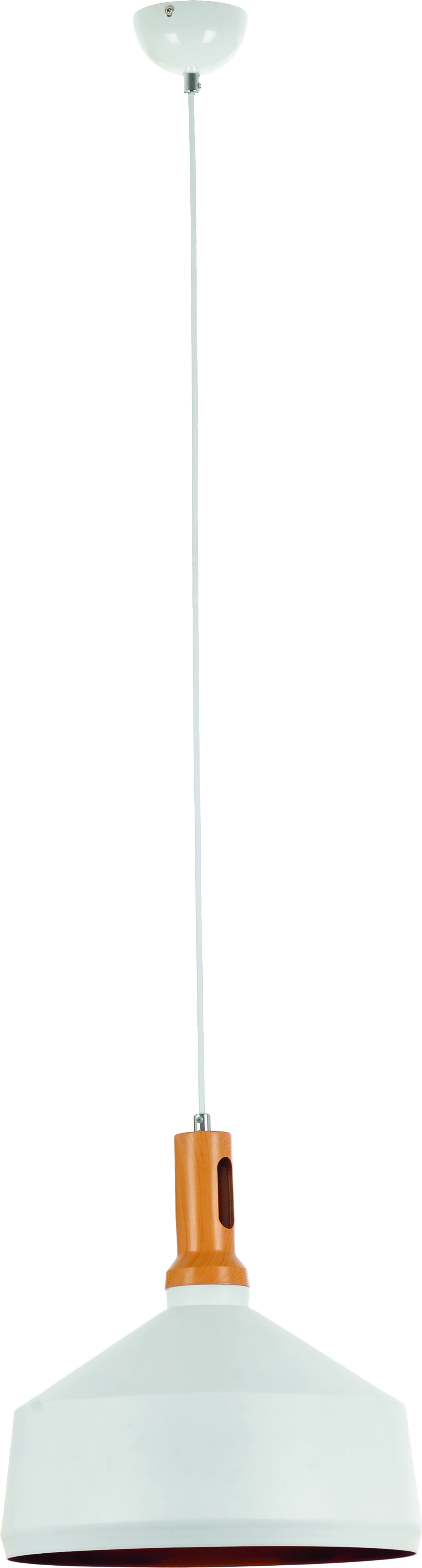 Pendant lamp Selene in the Scandinavian style 60W