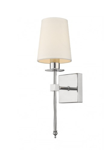 Casoli chrome wall lamp