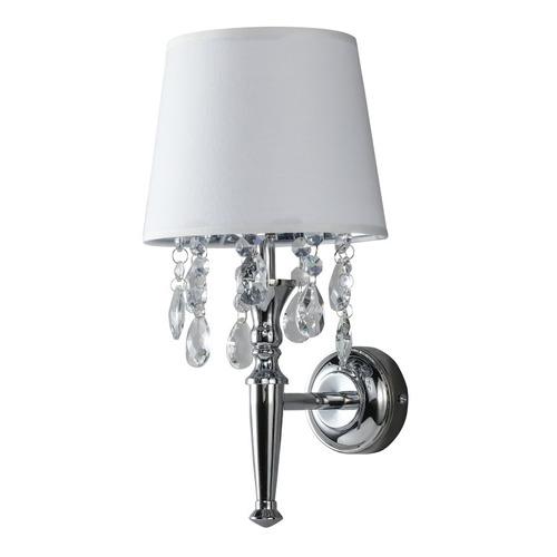 Vigo wall lamp white