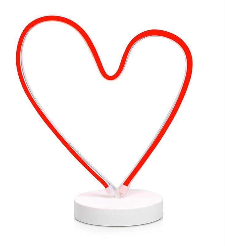 Decorative lamp SERDUCHO for lovers