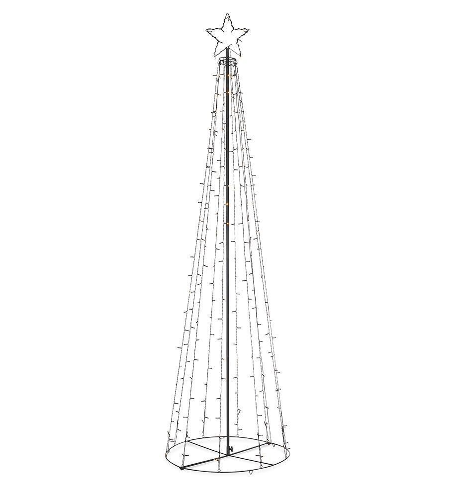 Outdoor Christmas tree TORN 250cm LED