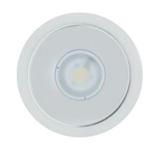 Recessed luminaire Vario Lumen white configurable New