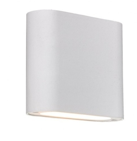 Sapri white wall lamp