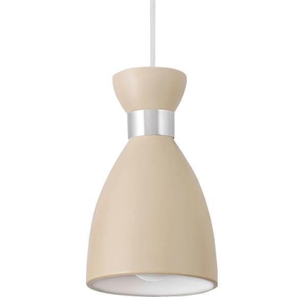 Beige Sheila Pendant Lamp