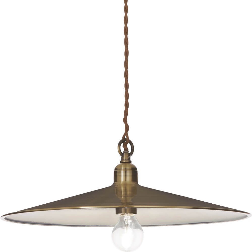 Brown Valeria Pendant Lamp