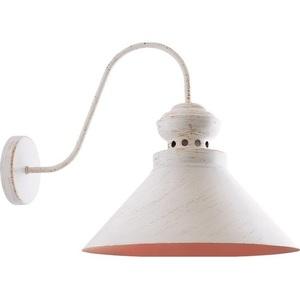 Biało-złota Lampa Kinkiet Daphne 2