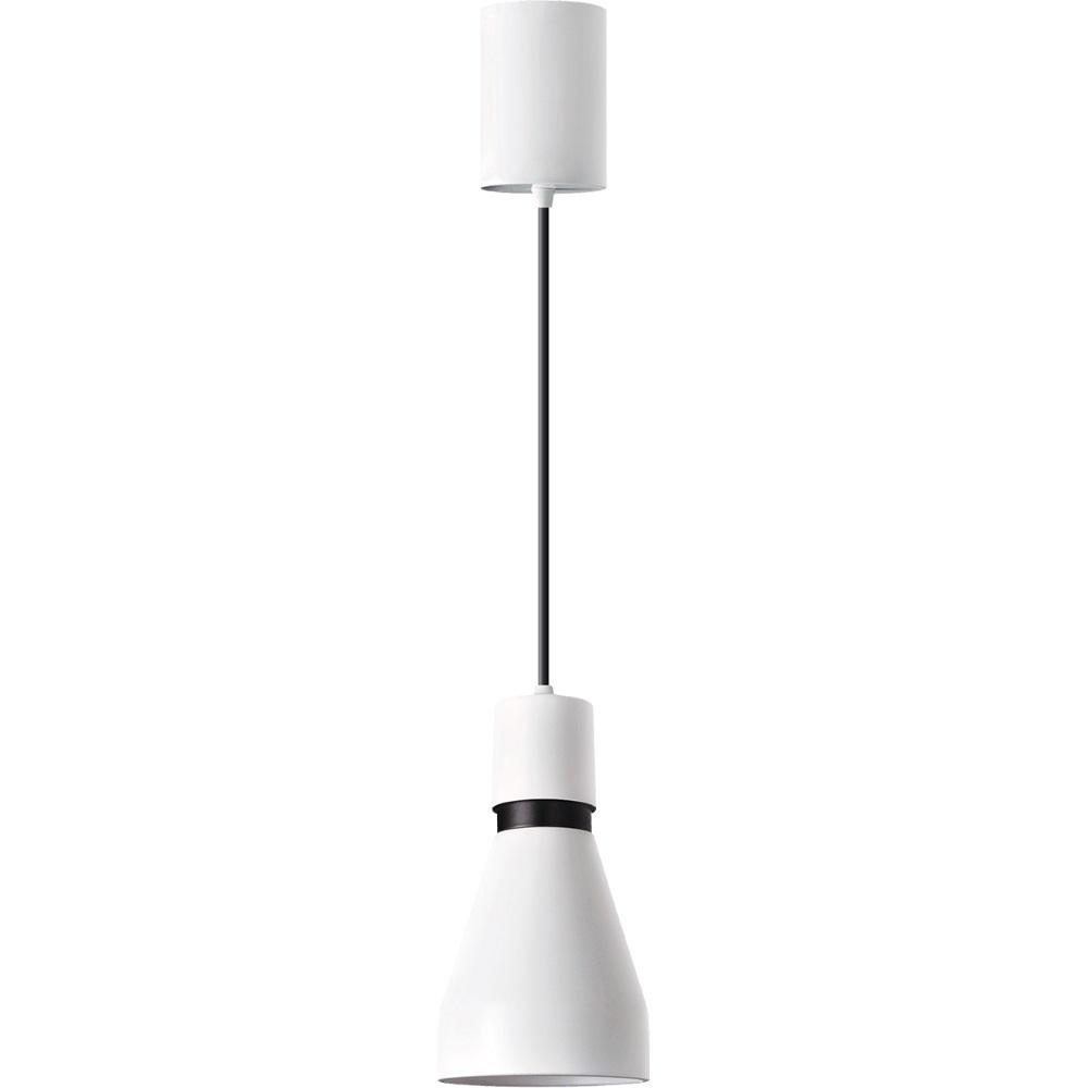 Estelle White Metal Pendant Lamp