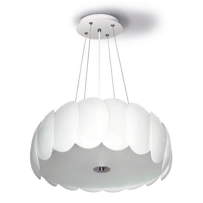 White Robert Pendant Lamp