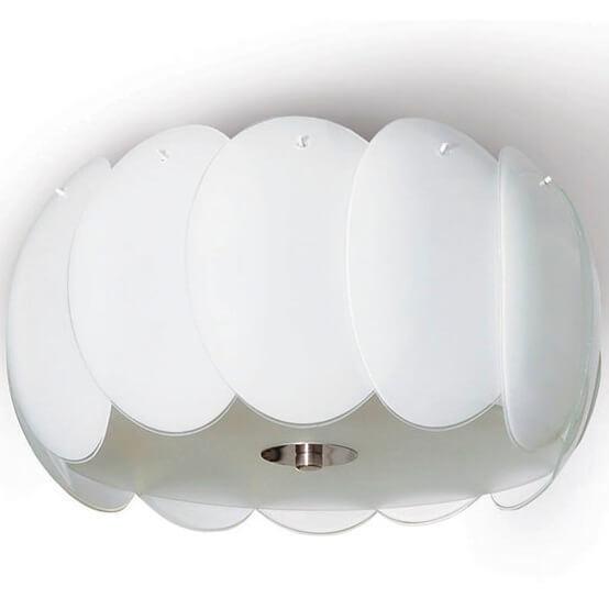 White Audrey Pendant Lamp