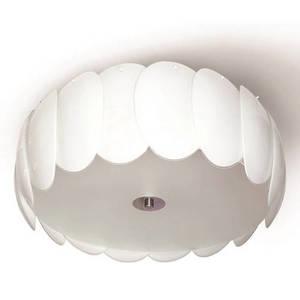 White ceiling lamp Doris ceiling small 0