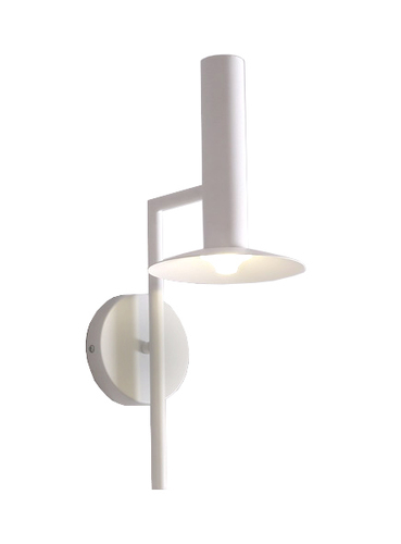 HAT white wall lamp