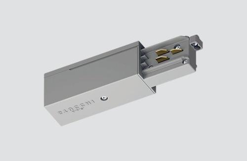 STUCCHI LEFT 9001 / W power supply terminal white, black, gray