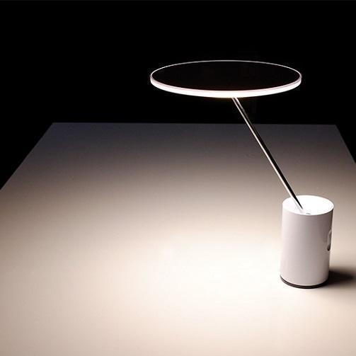 Artemide table lamp SISIFO white