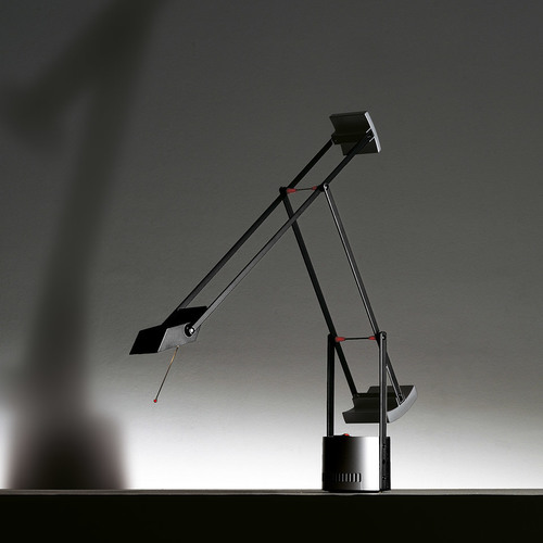 Lampa biurkowa Artemide TIZIO Micro czarna