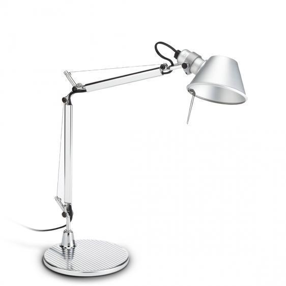 Desk lamp Artemide TOLOMEO Led aluminum