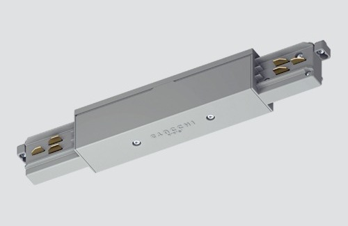 Rail connector (middle) STUCCHI white, black, gray