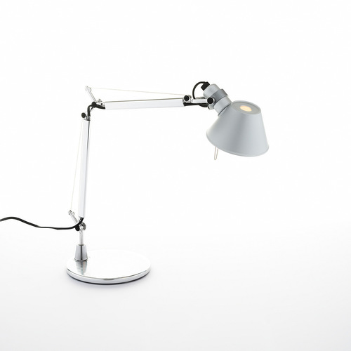 Table lamp Artemide Tolomeo Micro (aluminum)