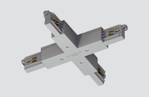 Connector - type X, STUCCHI, white, gray, black