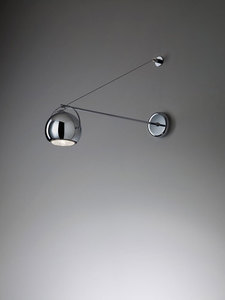 Hanging lamp FABBIAN Beluga chrome D57J0115 small 9