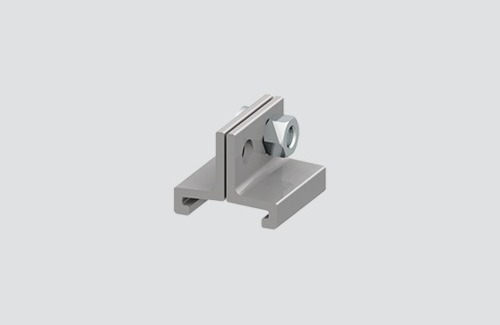 STUCCHI short lifting bracket, aluminum