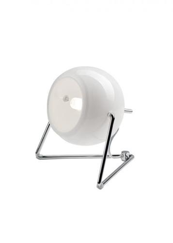 Desk lamp FABBIAN Beluga White D57B0701