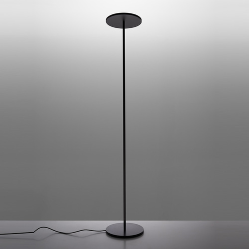 Floor lamp Led Artemide ATHENA black (3000K)